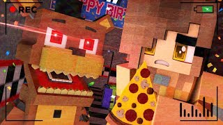 Five Nights at Freddy's in Minecraft!