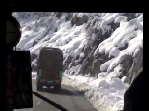 Srinagar Jammu Highway 15122007