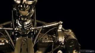 The Terminator — Endoskeleton 1:4 Review (Hot Toys)