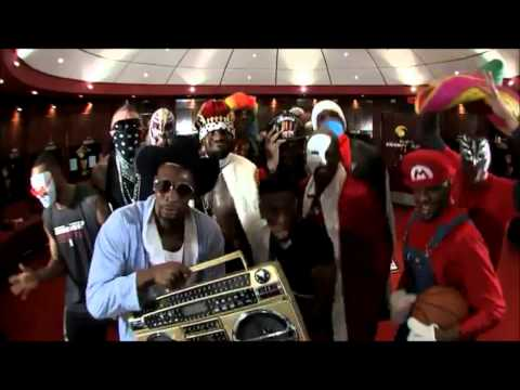 Miami Heat Harlem Shake Video With LeBron James, Chris Bosh, Dwyane Wade