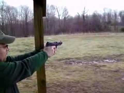 FN 5.7x28 USG Five-Seven pistol Video