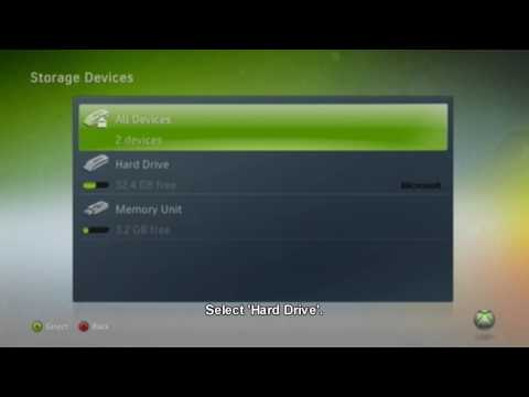 How To Set Up A USB Flash Drive To Hack/Mod Xbox360