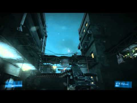 BF3 COOP - Bug do Street Fighter de rodoviária
