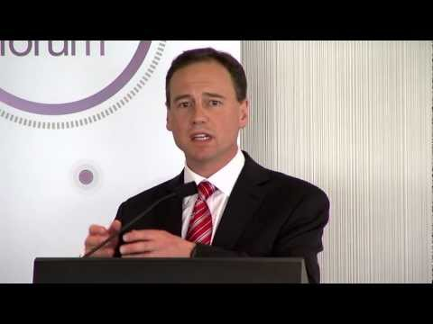 The Hon Greg Hunt MP on Building a Great Society
