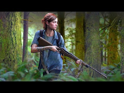 THE LAST OF US 2 - Official Gameplay Demo PS4 (E3 2018)