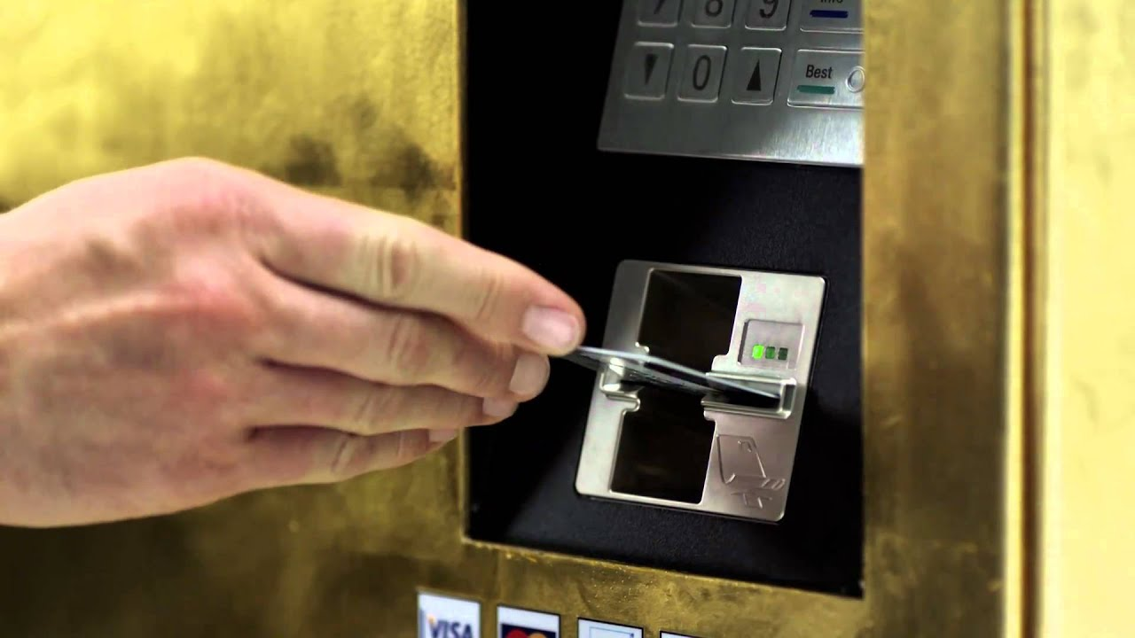 gold vending machine locations in usa