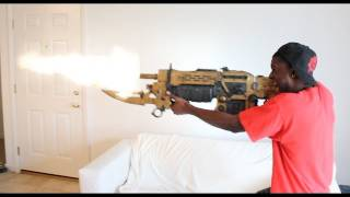 Gears of War 3_ Real Retro Lancer UNBOXING!