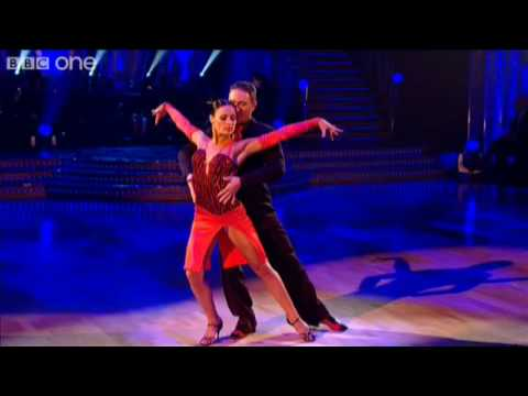 Strictly Come Dancing 2009 - S7 - Week 12 - Quarter Final: Vincent and Flavias Tango - BBC One
