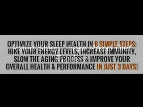 Paleo Sleep  New Paleo Diet Product