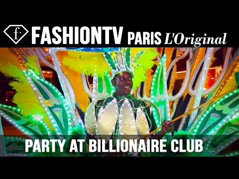 Party at Billionaire Club Monaco F1 | FashionTV