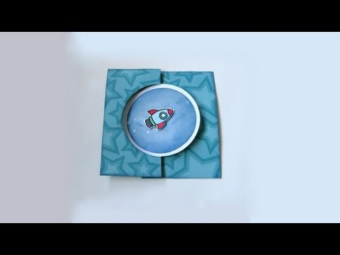 Tarjeta de cumpleaños con movimiento - Moving birthday card - YouTube