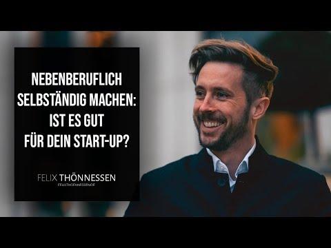 Nebenberuflich selbständig machen: Ist es gut für dein Start-Up?   coach-felix.de