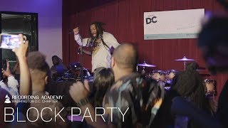 D.C. Block Party: Angelica Garcia, Chaz French, Rare Essence, Wale & More | Washington, D.C. Chapter