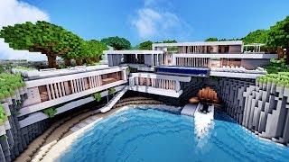 Villa De Luxe Minecraft. Great Top Des Plus Belle Maison De Luxe ...