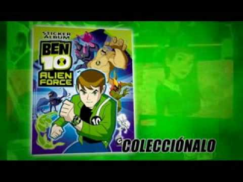 Álbum Ben10 Alien Force