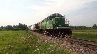 DPU'd Train, SCXY Style Part 1!!!!!!!!!!!!!! (7/5/2013)