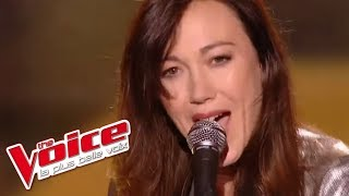Anita Ward Ring My Bell Delaurentis The Voice France 2017 Blind Audition