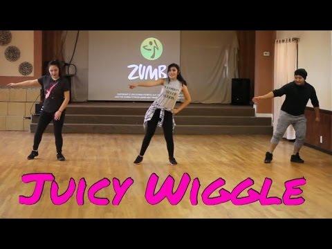 Juicy Wiggle- Redfoo ❤️ Zumba®