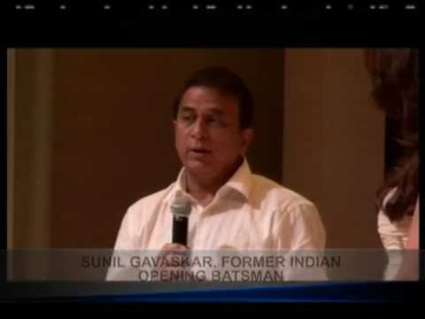 Gavaskar Shares His Memories About Sachin Tendulkar