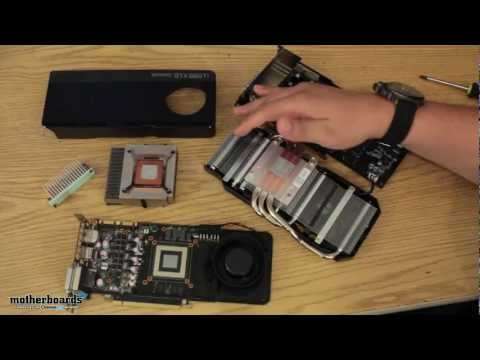 GTX 660 Ti Teardown & Comparison: ASUS DirectCU II vs Reference