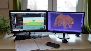 A Day in the Life of an Indie Game Developer