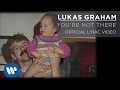 Lukas Graham - You're Not There [LYRIC VIDEO]