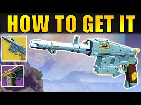 Destiny 2 How To Get The Mida Multi Tool Exotic Scout Rifle Complete