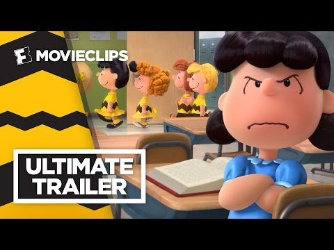 VIDEO: THE PEANUTS MOVIE ULTIMATE CHARLIE BROWN TRAILER (2015)