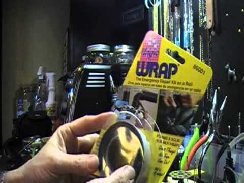 Leak-Fix-Plumbing Repair Tape Review