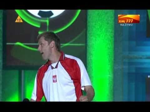 Kabaret Rak - wywiad z piłkarzem ( Koszalin 2009)