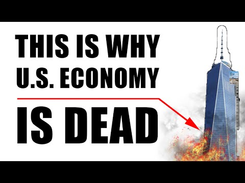 U.S. Stock Market Falling! The End of Global Growth!