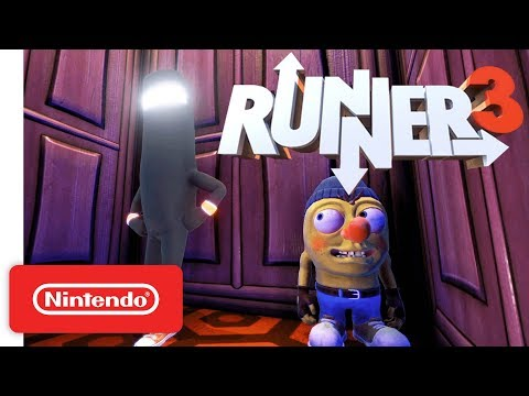 Runner3: PAX West Trailer - Nintendo Switch