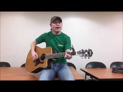 """""""Hurricane"""" by Luke Combs - Cover by Timothy Baker *MY ORIGINAL MUSIC IS ON iTUNES!*"""