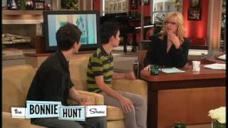 Interview on the Bonnie Hunt Show
