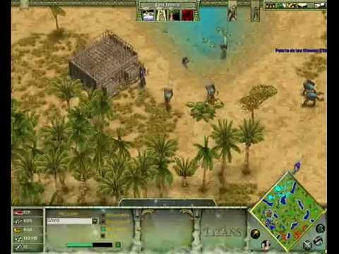 Age of Mythology the Titans 2vs2