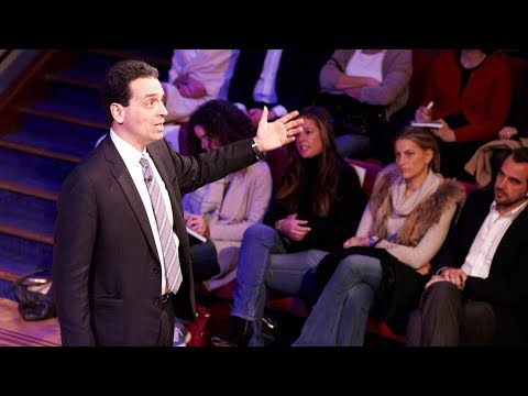 Dan Pink on The Science of Buoyancy