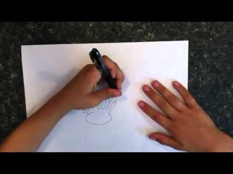 Sea Anemones Drawing How to Draw a Sea Anemone