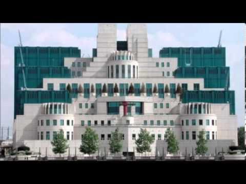 Iran Claims Arresting British MI6 Spy
