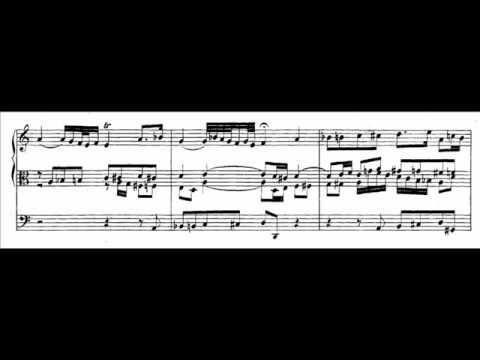 Бах Иоганн Себастьян - Das alte Jahr vergangen ist (Chorale)