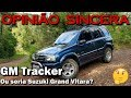 GM Tracker - Tudo sobre o SUV da Suzuki