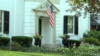 Cunningham-Guthrie House,  1100 Ann,  Julia-Ann Historic District, Parkersburg WV