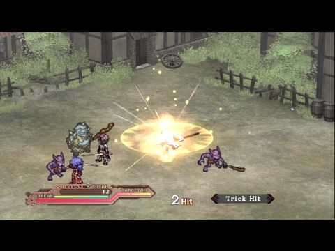 Lets Play: Record of agarest war zero -Part 1-