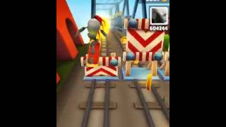 Subway surfers 1390640 pontuação