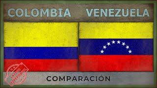 COLOMBIA vs VENEZUELA | Poder Militar | 2018