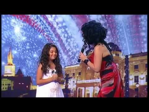 Amazing 9 years old Singer from GOT TALENT sings The Power of Love by Celine Dion