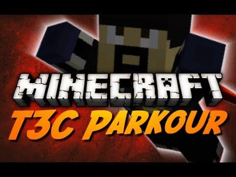 Minecraft Maps - t3c Parkour - Stage 20 Pt. 2 - Mr. Zip Wins!