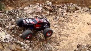 Traxxas Summit In Action-2 (No Music)