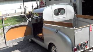 1946 Crosley Round side Pick Up
