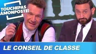 Le conseil de classe de Benjamin Castaldi - Saison 2017 - 2018