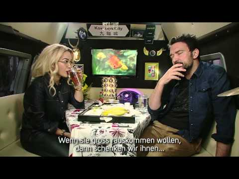 Rita Ora Interview and Jam